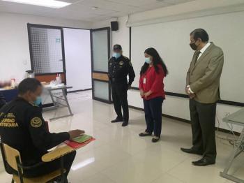 Mandos de Seguridad Penitenciaria de CDMX acreditan capacitación en DDHH y Prevención de la Tortura