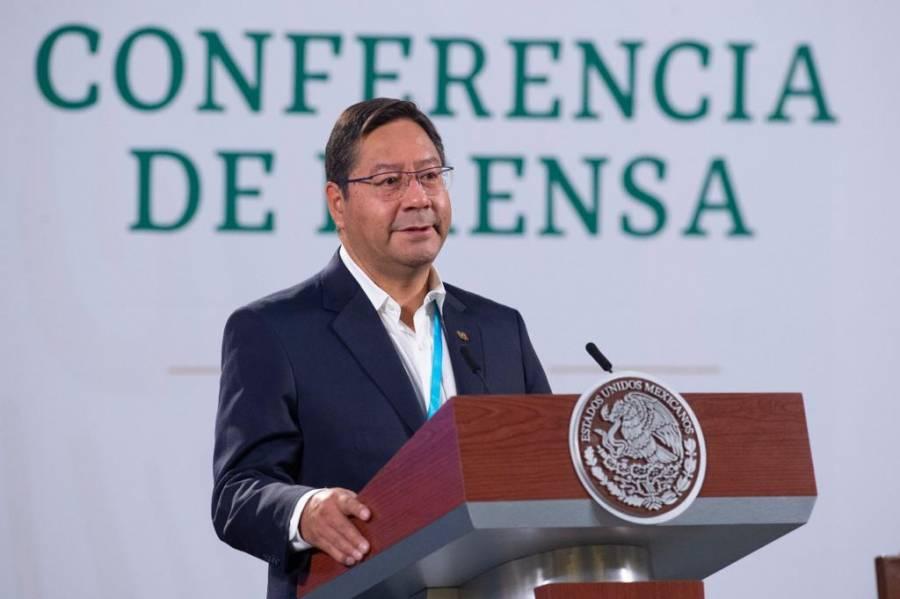 Golpe de estado fue por control de litio boliviano, asegura Luis Arce