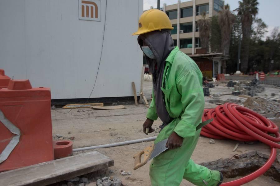 Ve Inegi recuperación moderada en construcción