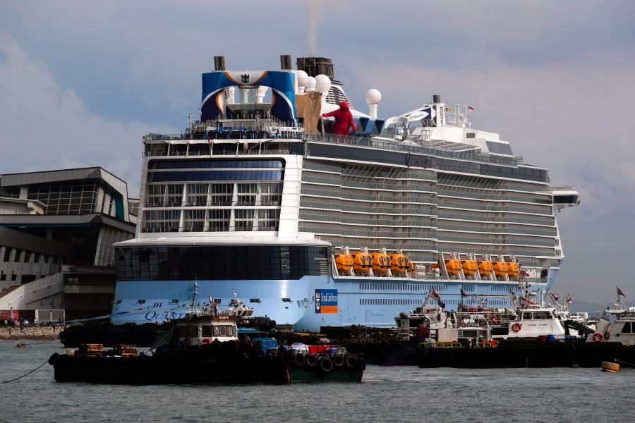 Cruceros prevén recuperación para 2023