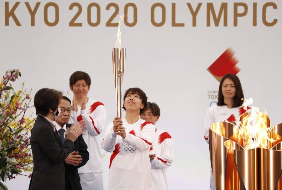 Comienza en Fukushima, relevo de la antorcha olímpica rumbo a Tokio 2020