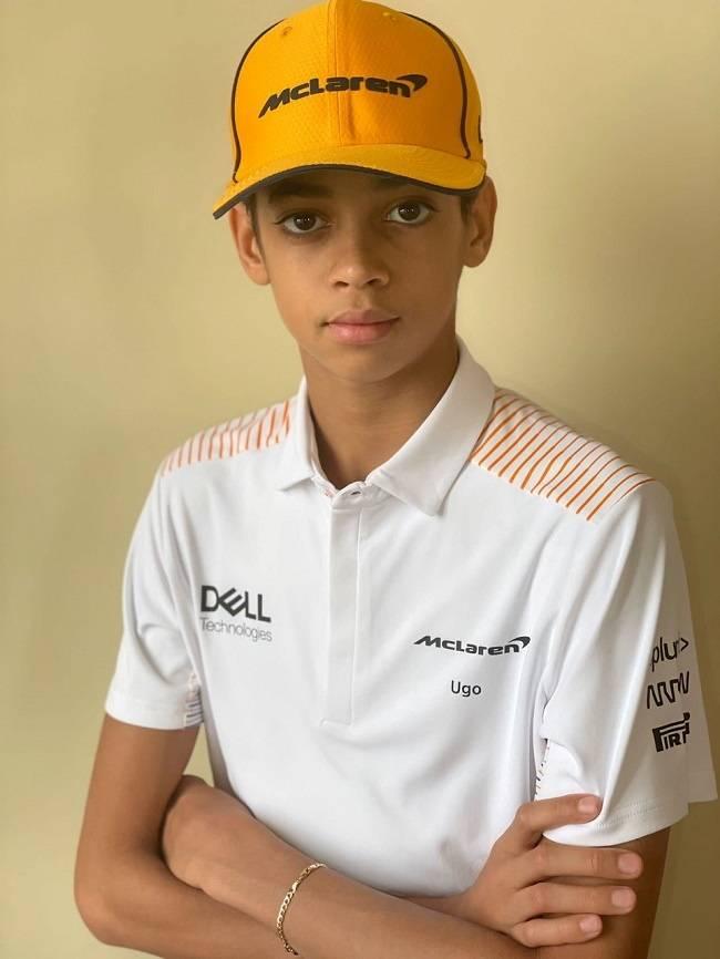 """McLaren ficha a joven promesa de 13 años; lo señalan como el """"nuevo Hamilton"""""""