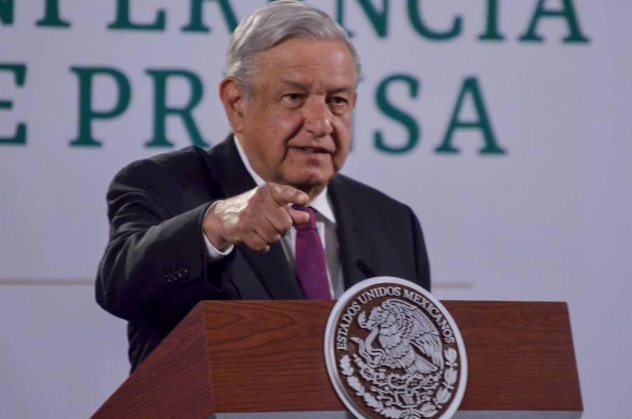 AMLO resalta modelo económico de Bolivia