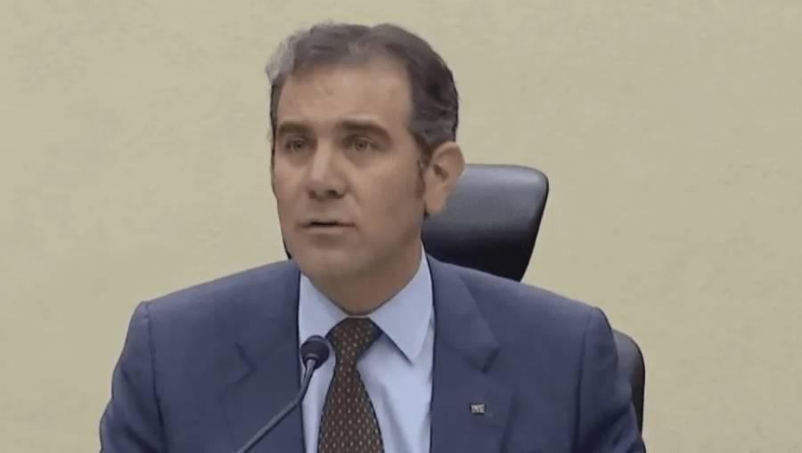 Cumplir la ley no depende de un acuerdo: Lorenzo Córdova