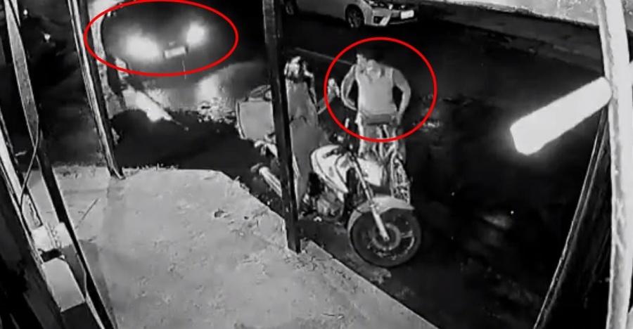 Un automovilista atropella a un ladrón en Brasil
