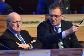 Joseph Blatter y Jérome Valcke reciben nuevas sanciones de la FIFA
