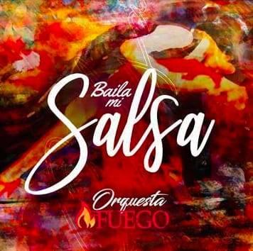 """La Orquesta Fuego estrena """"Baila mi salsa"""", una joya del género"""