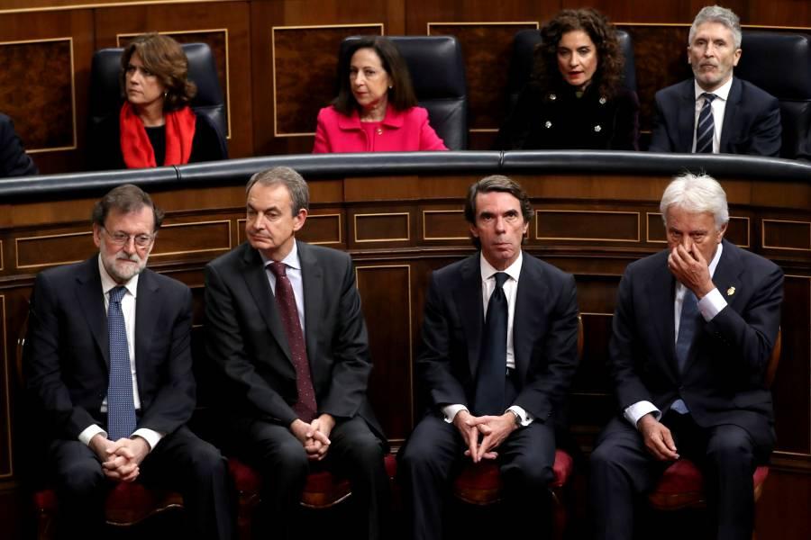 Niegan Aznar y Rajoy estar implicados en corrupción
