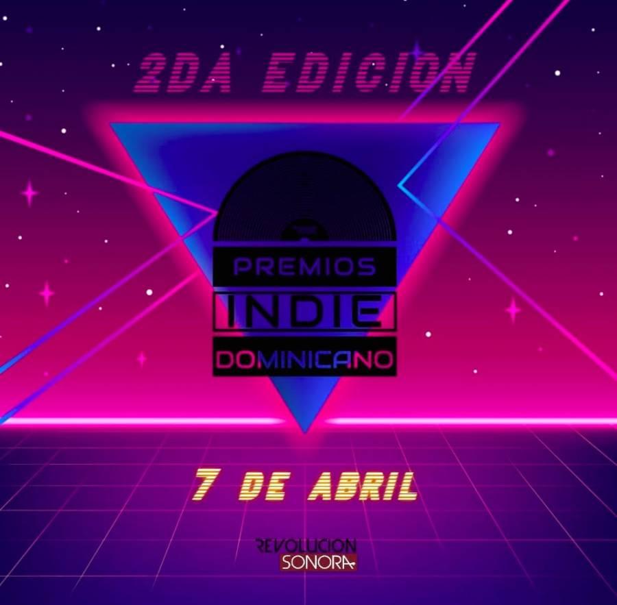 Anunciarán lista de nominados a II edición Premios Indie Dominicano