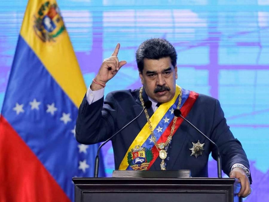 Maduro: A Venezuela ingresarán solo las vacunas autorizadas