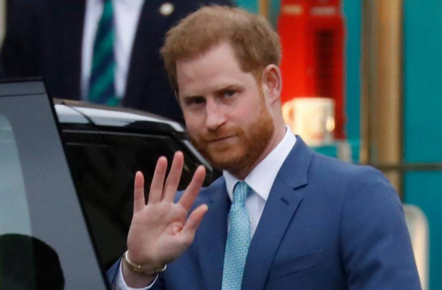 El príncipe Harry será directivo de una empresa de coaching