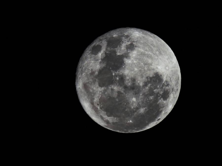 ¿Sabes qué es la Súper Luna de Gusanos? aquí te decimos todo