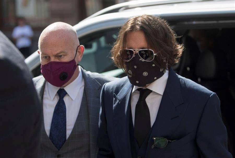 Johnny Depp no podrá apelar fallo que lo acusa de