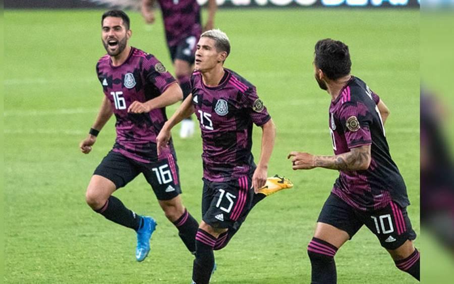 México vence a EEUU en el torneo preolímpico de la Concacaf.