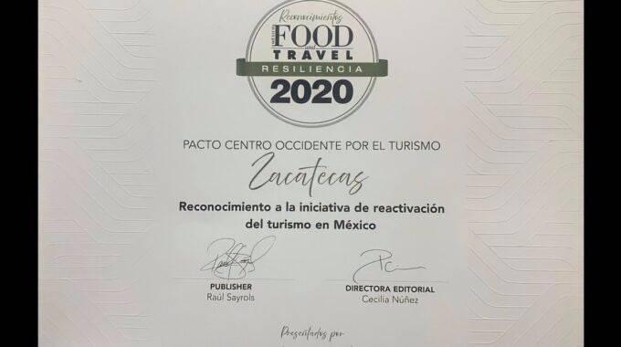 Secretaría de Turismo continua con acciones para reactivar la economía zacatecana