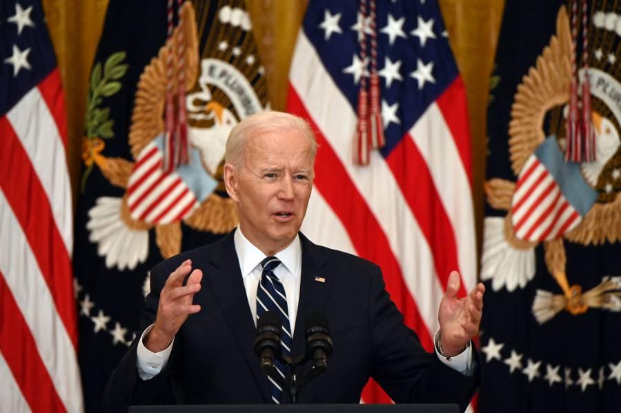 Biden busca aplicar 200 millones de dosis contra COVID-19 en primeros 100 días de gobierno
