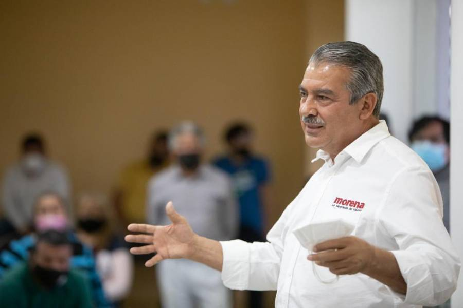 Cancela INE candidatura de aspirante de Morena a gubernatura de Michoacán