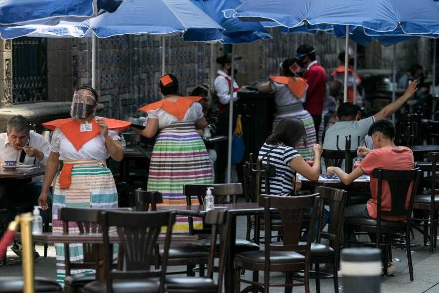 Esperan restauranteros, un aumento en ventas del 60% por vacaciones de Semana Santa