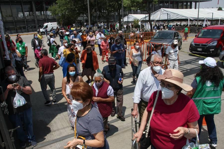 México reporta 2 millones 414 mil 612 casos estimados de Covid-19 y 200 mil 862 fallecidos