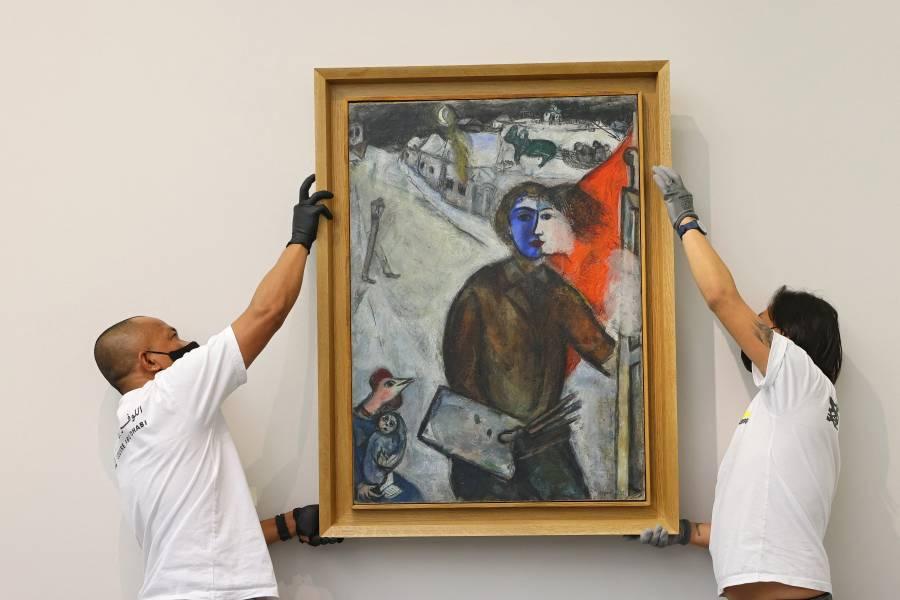 El Louvre cuelga casi medio millón de obras en internet