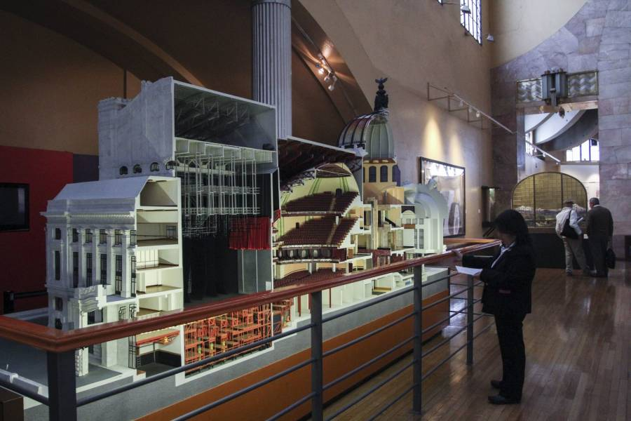 Reabre sus puertas el Museo Nacional de Arquitectura