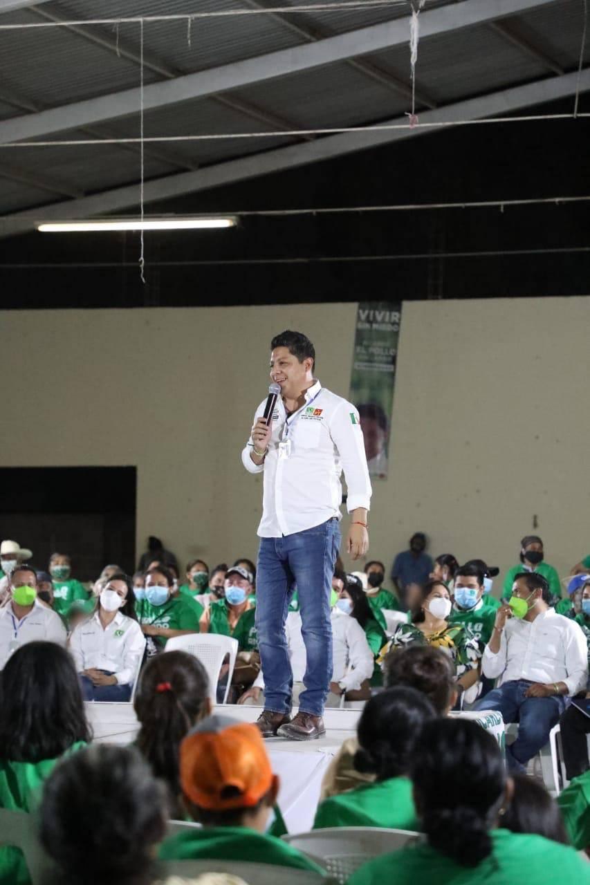 Casa de Gobierno servirá al pueblo, afirma Gallardo