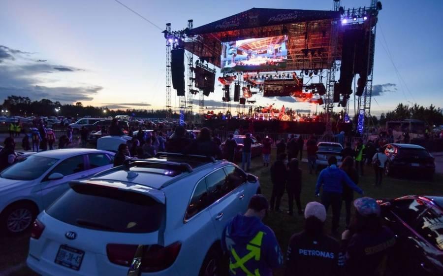 CDMX permitirá autoconciertos, circos y actividades en espacios al aire libre