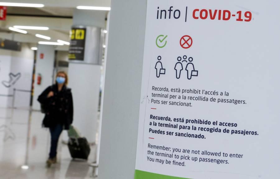 Alemania pedirá prueba negativa de COVID-19 a viajeros mexicanos