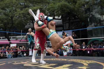 Regresan a la CDMX peleas de box y lucha libre, pero sin público