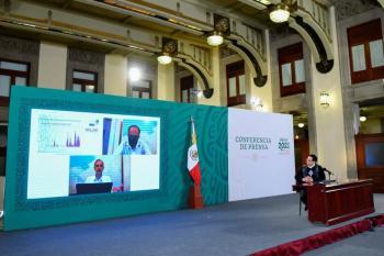 Supera México las 200 mil muertes por Covid-19