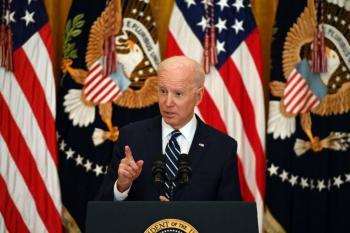 Biden invitó a Putin y a Xi Jinping a cumbre virtual sobre el clima