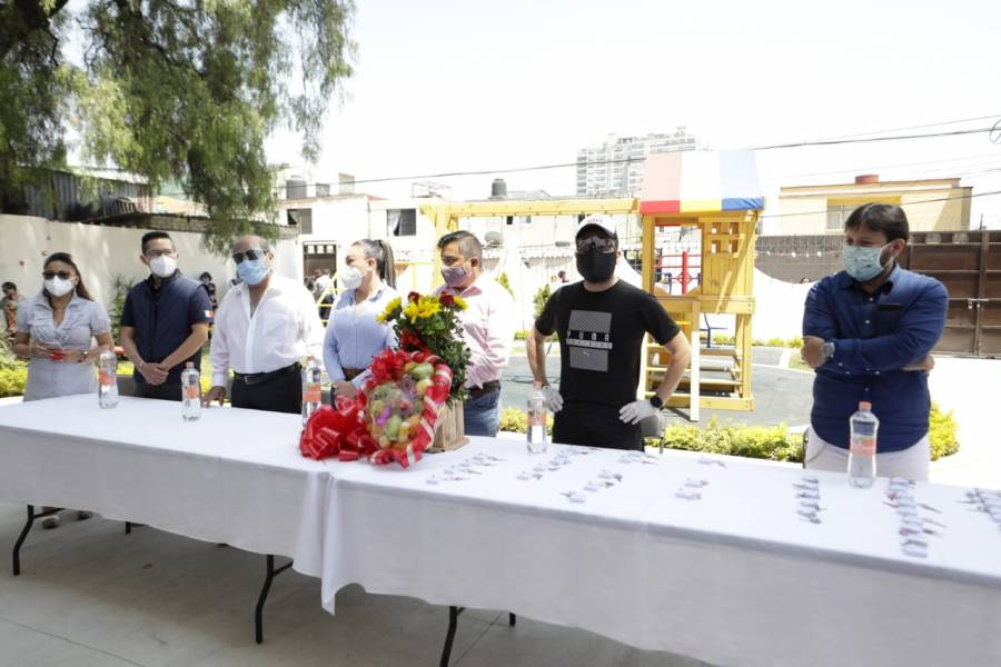 INVI y alcaldía Miguel Hidalgo entregan 54 viviendas dignas