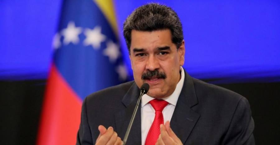 Maduro propone pagar vacunas contra coronavirus con petróleo