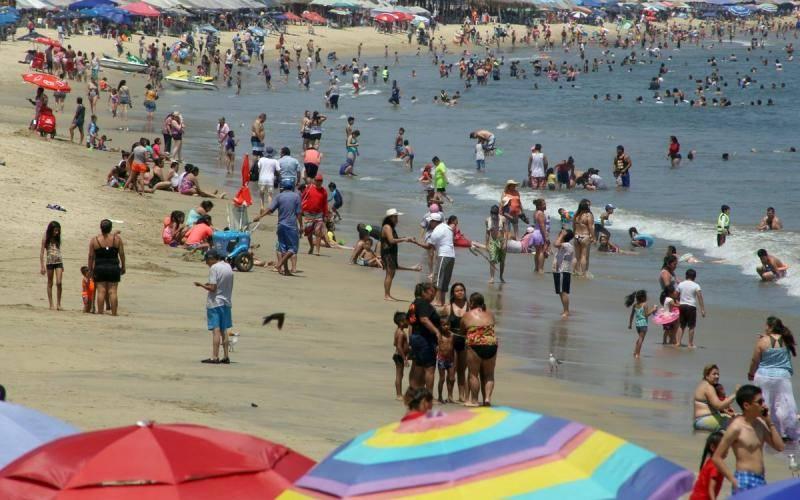 Reporta Cofepris las playas que no son aptas para vacacionar en Semana Santa