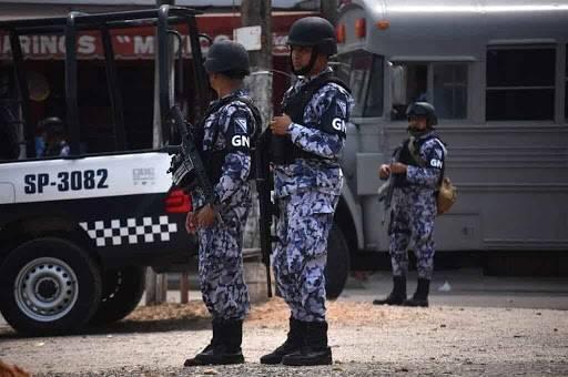 Más de 88,000 miembros de la Guardia Nacional participan en la operación de Semana Santa