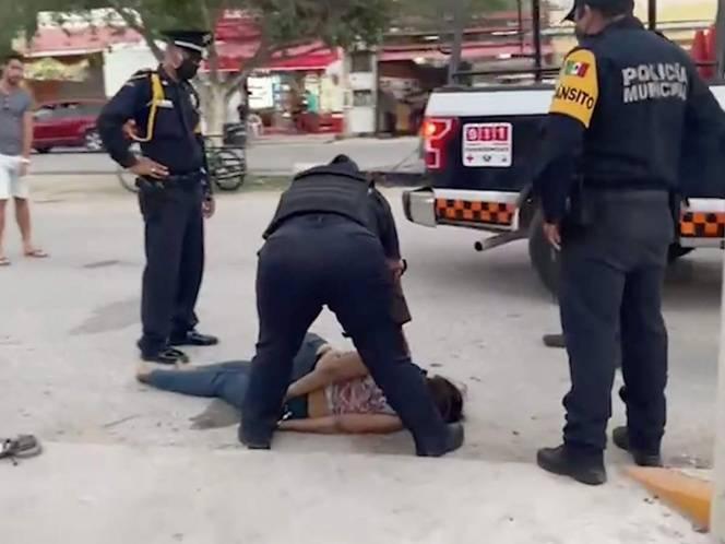 Condena Sánchez Cordero brutalidad policiaca en Tulum