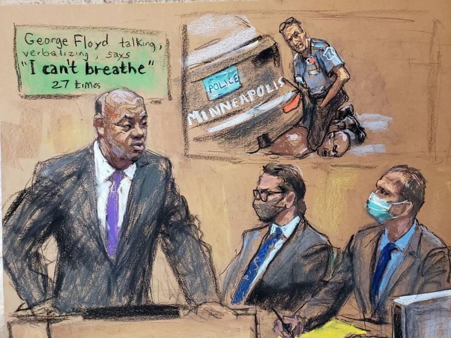 Juicio por caso de George Floyd entra en fase decisiva en un clima de tensión