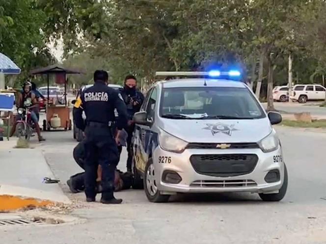 """Se ejerció acción penal contra policías por """"feminicidio"""" de salvadoreña en Tulum: FGE Quintana Roo"""