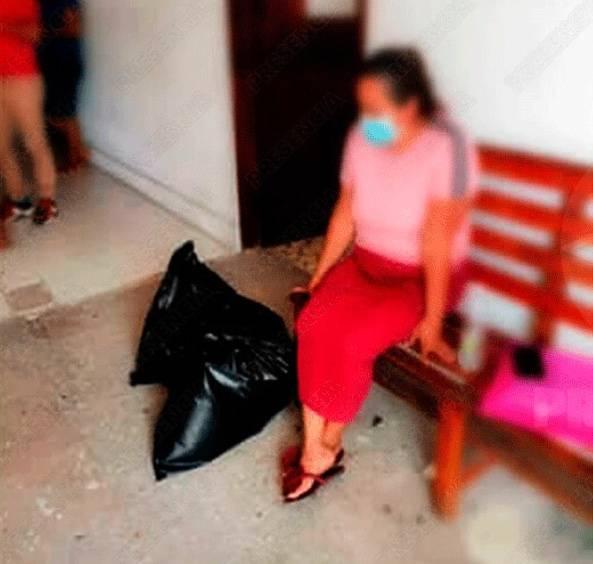 Tras entregar restos humanos en bolsas para basura, destituyen a fiscal de Las Choapas, Veracruz