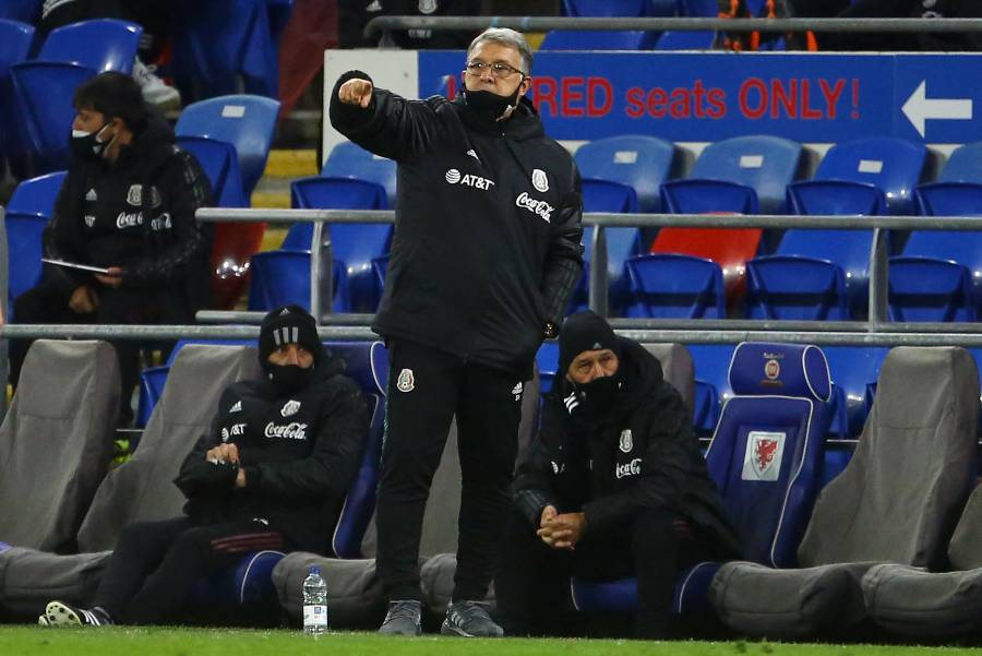 """Tata"" Martino no ve"
