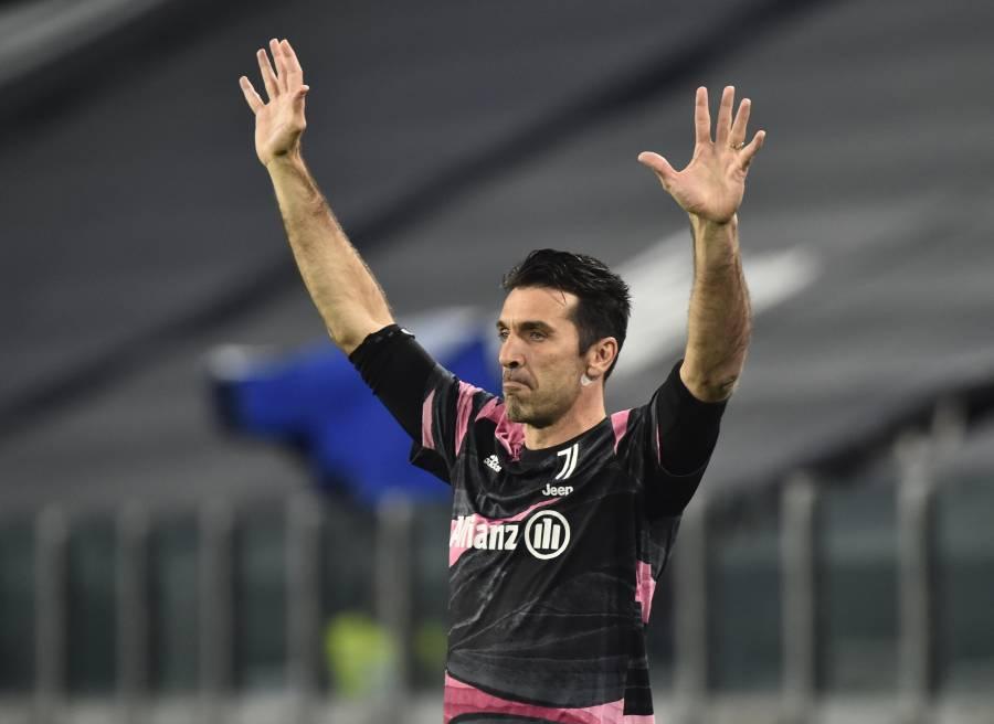 Buffon saldría de la Juventus a final de temporada