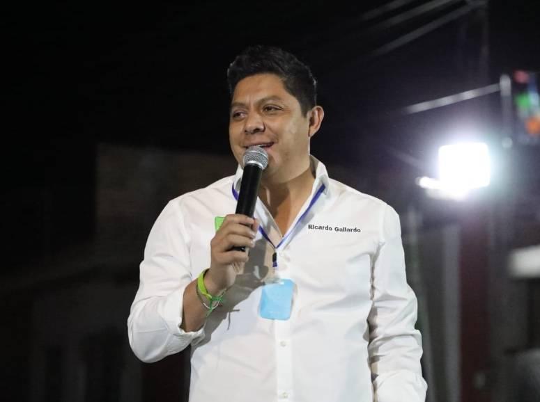 Queremos terminar con 90 años del PRI y el PAN, somos el cambio verdadero en SLP: Ricardo Gallardo