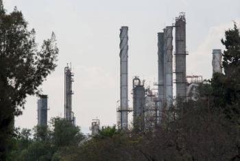 Reforma a Ley de Hidrocarburos no es para expropiar, asegura AMLO