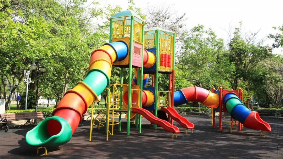 Reabren área de juegos infantiles en Parque de los Venados