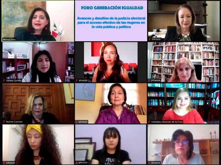 Urgente acotar la desigualdad de género: Mónica Soto Fregoso