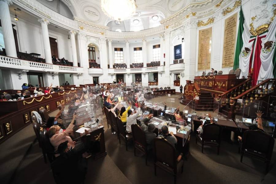 Otorga Congreso de la CDMX licencias a alcaldes que buscarán reelección