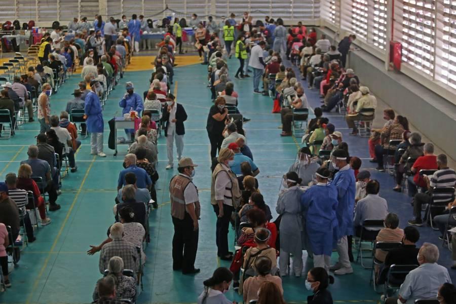 México ya aplicó 254 mil 821 vacunas Covid, suman 7.4 millones