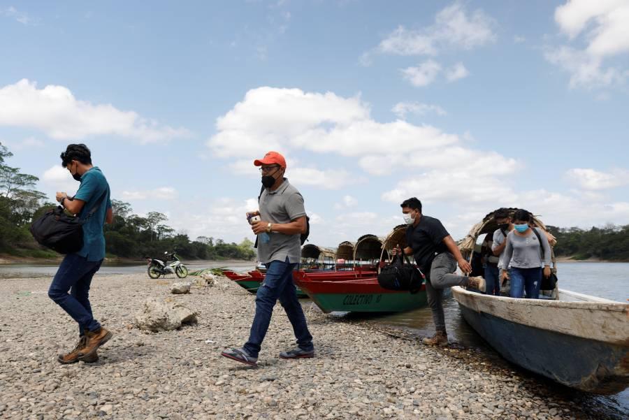 Autoriza Guatemala uso de la fuerza  contra nueva caravana migrante
