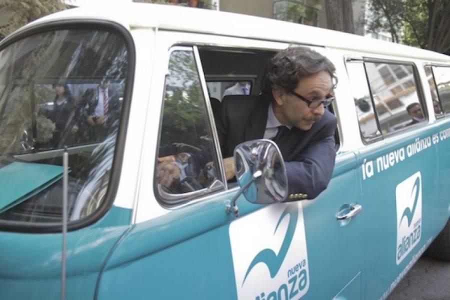 Gabriel Quadri retorna al panorama electoral