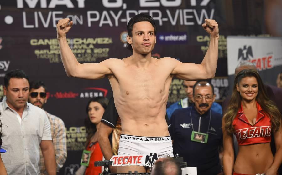 Oficial: JC Chávez Jr. combatirá contra Anderson Silva, gladiador de la UFC